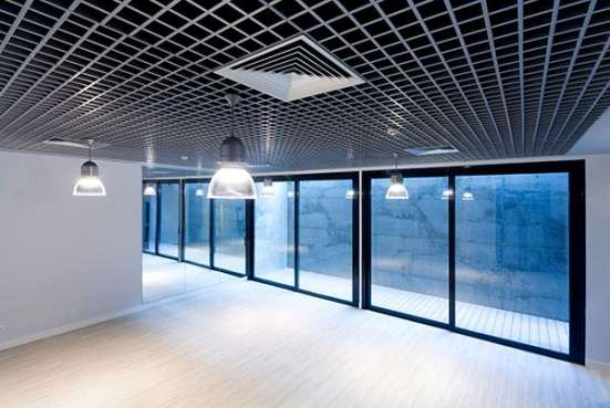 Грильято подвесные потолки алюминиевые в Калининграде Фото 4