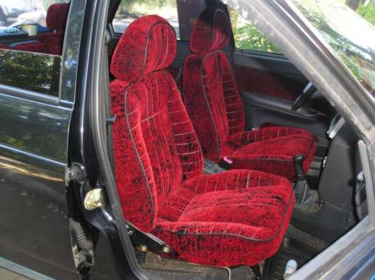 Ремонт сидений