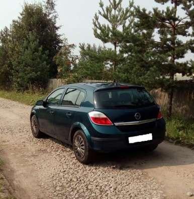 Продажа авто, Opel, Astra, Механика с пробегом 159000 км, в Великом Новгороде Фото 2