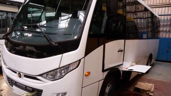 Новые автобусы КАМАЗ-Маркополо BRAVIS 20/50 мест