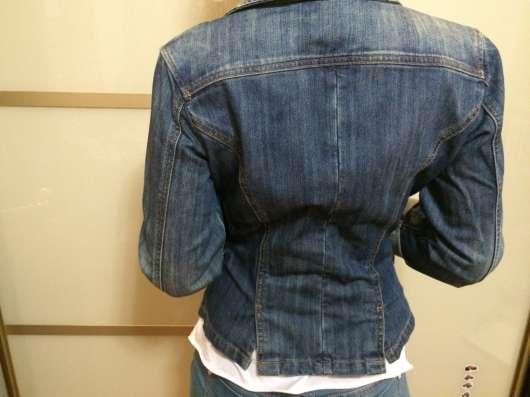 Продам джинсовый пиджак (блейзер) в Москве Фото 2