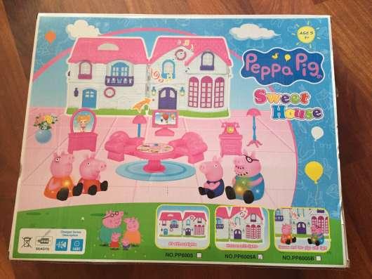 Новый набор свинка пеппа милый дом в г. Пушкино Фото 1