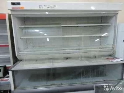 торговое оборудование Холодильная горка N131