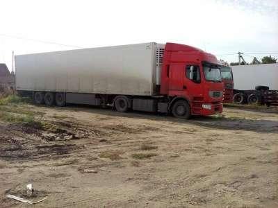 седельный тягач Renault Premium 440