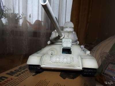 Радиоуправляемый танк Taigen T34-85 в ма в Санкт-Петербурге Фото 3