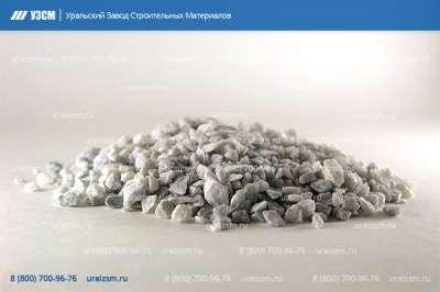Мраморная крошка фракционированная УЗСМ ТУ 5743