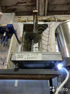 торговое оборудование Шаурма гриль N318
