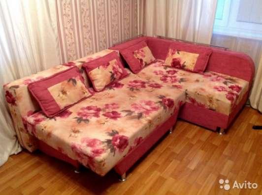 диван угловой Бали