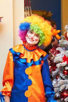 Аниматоры. мыльное шоу. детские праздники. сердце-курьер в Москве Фото 1