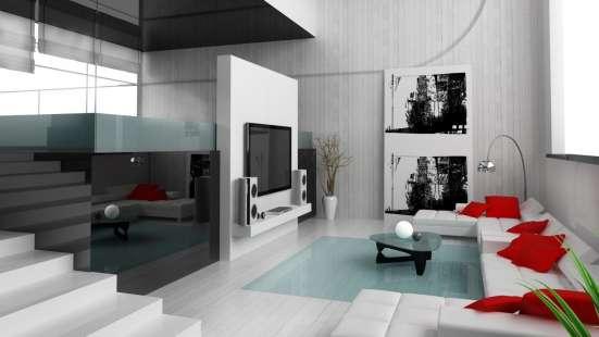 Дизайн помещения и 3D визуализация