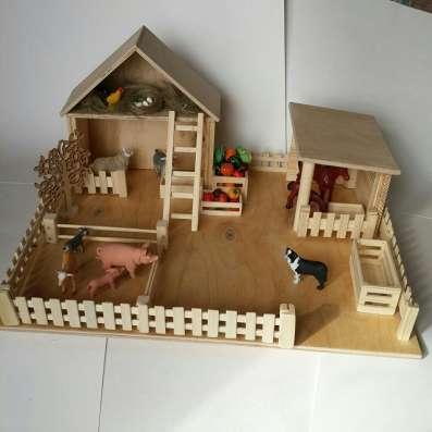 Деревянные заготовки для интерьерных кукол и декупажа