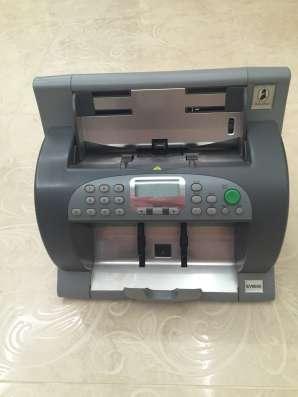Счетчик банкнот DeLaRue EV8650