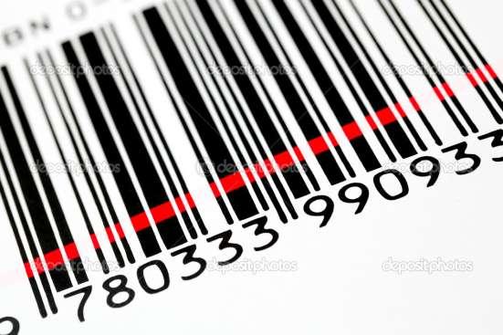 Штрих коды для продажи Вашей продукции в магазинах