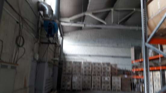 Сдам производство, склад, 1100 кв.м, м. Ул. Дыбенко