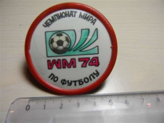 Значки.Футбол.Чемпионаты мира по футболу. 1970-82 годы.12 шт