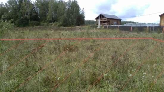 Участок 12 соток в деревне Башкардово 89 км от МКАД в г. Боровск Фото 2