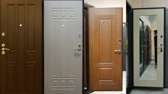 Стальные входные двери производства г. Йошкар-Ола в г. Самара Фото 3