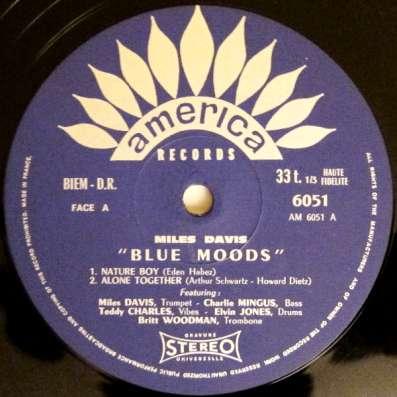 Miles Davis - Blue Moods в Санкт-Петербурге Фото 1