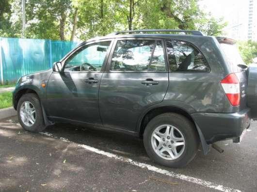 Продажа авто, Chery, Tiggo (T11), Механика с пробегом 79000 км, в Москве Фото 4