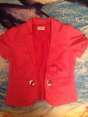 Блузки и пиджачок