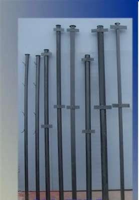 Металлические столбы в Саратове Фото 5