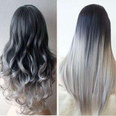 Балаяж, кератиновое выпрямление, пилинг, ламинирование волос