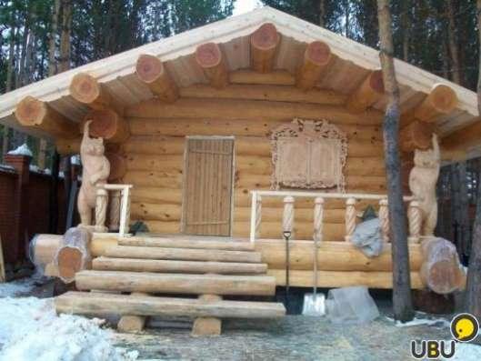 Строительство бань, домов. Проектирование