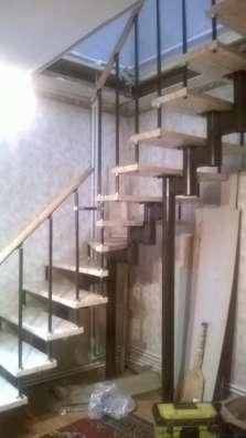Лестницы модульные в Ижевске Фото 2