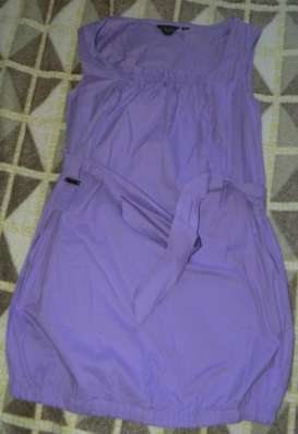 Платье-Туника хлопок есть карманы р.42-4
