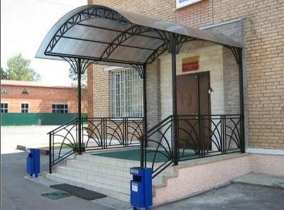 Ворота, заборы, оконные решетки козырьки в г. Самара Фото 1
