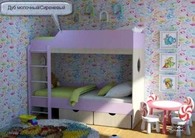 детскую кроватку  Атлантик 2