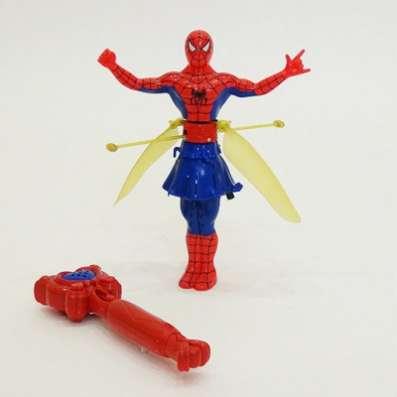 Летающий Человек-Паук! Любимый герой !