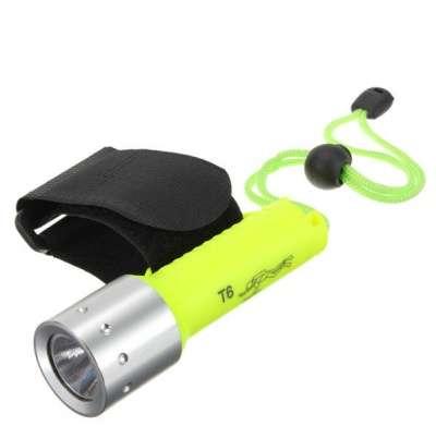 Ультрафиолетовый фонарик для дайвинга