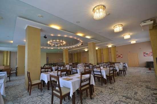 Гостиница, ресторан, бассейн