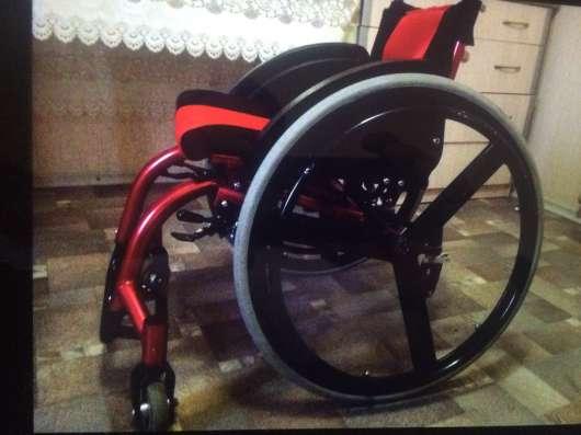 Инвалидная коляска Dispomed в г. Симферополь Фото 1