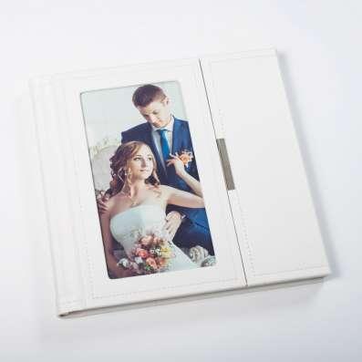 Книга (фото) - о самом волнующем событии нашей жизни