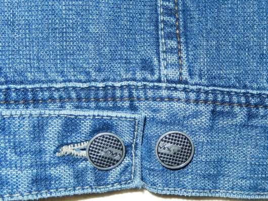 """Джинсовая куртка """"Vinci"""" (S)"""