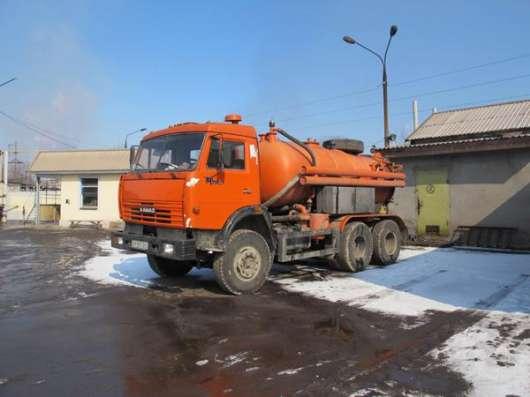Аренда и услуги илососа в Воронеже