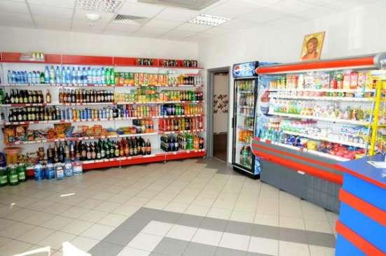 Азс+кафе+минимаркет