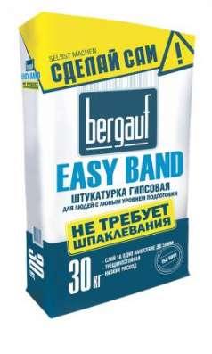 "Штукатурка ""без Шпатлевки"" Бергауф EasyBand"
