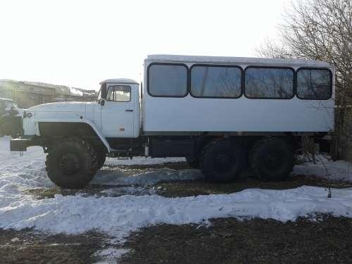 хтовый автобус на шасси Урал 2016 г.в. без пробега в наличии