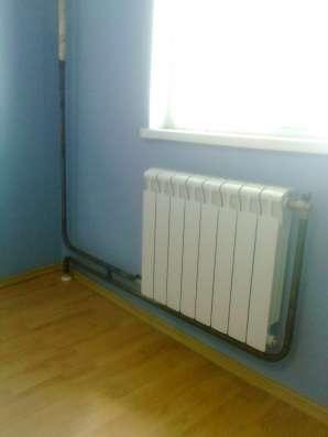 Замена батарей, радиаторов отопления газосваркой