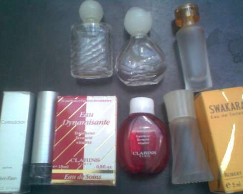 Флаконы от оригинальных парфюмов+сюрпри в г. Лозовая Фото 3