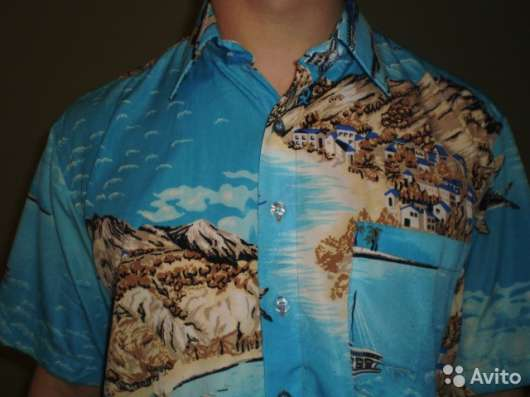 Пакет мужских рубашек