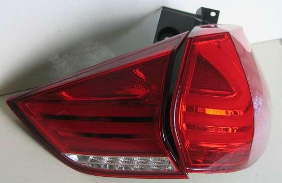 Тюнинг фонари задняя оптика Nissan X-Trail T32 в г. Киев Фото 4