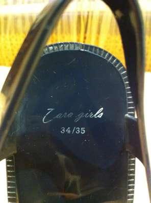 Босоножки Zara.Р.34/35.