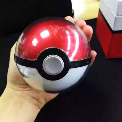 Внешний аккумулятор Power Bank в стиле Pokemon GO
