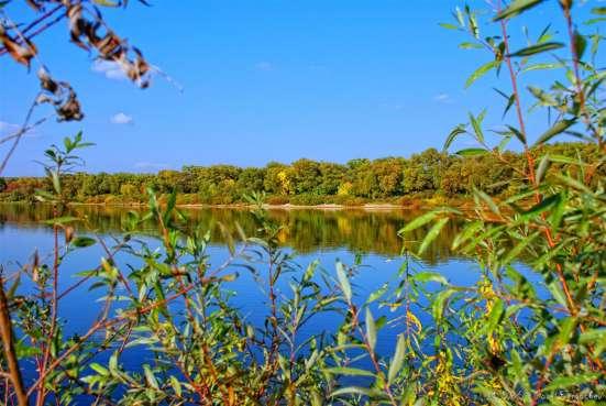 Продаю участок с красивым ландшафтом в охраняемом поселке