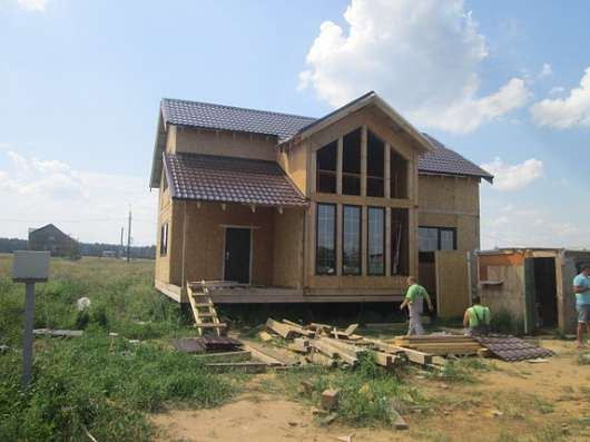 Строим дома в Москве Фото 1