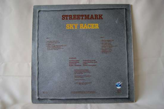 SKY-1981 Made In W. Germany